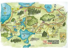 The Forest Map Crew And Supporter Information Tarawera Ultramarathontarawera