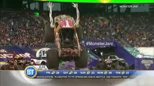 monster truck show edmonton monster jam driver linsey weenk