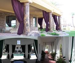 Peoria Tent And Awning Outdoor Drapes U2013 Phoenix Tent And Awning U2013 Quality Since 1910