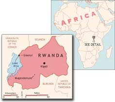 Rwanda World Map by In A Genocide Who Are The Morally Upright Sapiens