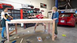 dream garage new addition building a huge table youtube dream garage new addition building a huge table