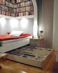Tiny Bedrooms How To Make A Small Apartment Feel Huge Apartments Square Feet