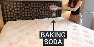 how to clean upholstery with baking soda best way to clean your mattress business insider
