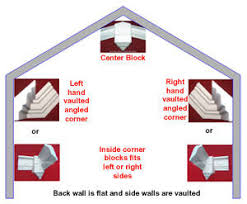 Crown Molding For Vaulted Ceiling by 6 Inch Vaulted Foam Crown Molding For Sloped Cathedral Angled
