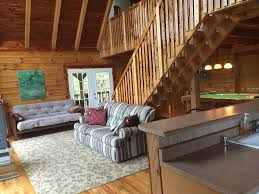 Indoor Balcony Living Room Traditional Wood Block Stair Railing Ideas Stand