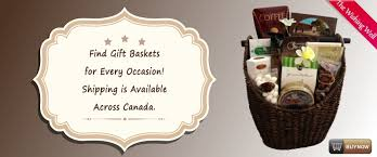 canada gift baskets gift with a basket send christmas gift baskets canada