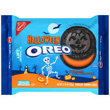 amazon com nabisco oreo halloween chocolate sandwich cookies