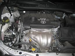 toyota camry 2007 engine camry engine change diy guide 001