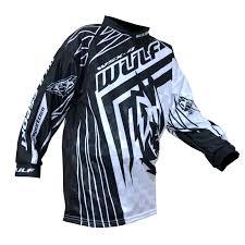 boys motocross gear wulf wsx 4 cub junior kids motocross trials dirt bike mx jersey