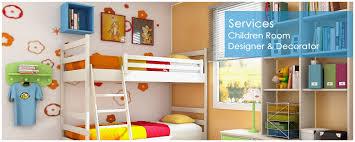 children room interior project in siliguri
