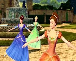 12 barbie dancing cartoon image cain paradise paradigms divines
