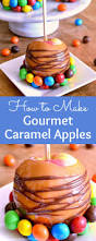 learn to decorate cakes at home how to make gourmet caramel apples hello little home