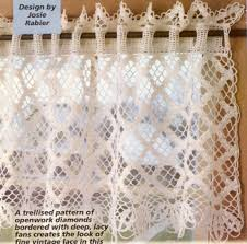 Crochet Lace Curtain Pattern Curtains Ideas Curtain Patterns Free Inspiring Pictures Of