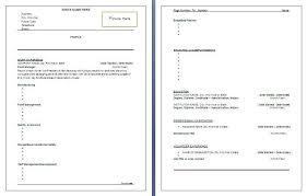 manufacturing job resume manufacturing resume template free word templates