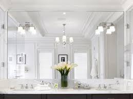bathroom sconces in mirror best bathroom decoration
