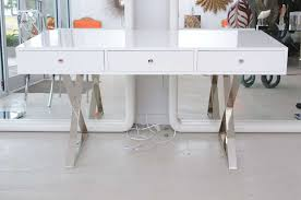 Modern Furniture Desk Modern White Desk Drawers New Furniture