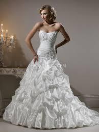 hem wedding dress fashion strapless wedding dress with up hem skirt