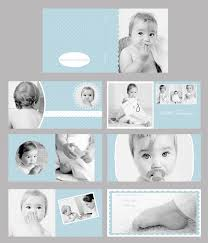 baby photo albums baby blue photo album photo book template set 10x10 can be