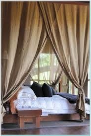 Princess Drapes Over Bed Terrific Drapes Over Bed Images Design Ideas Tikspor
