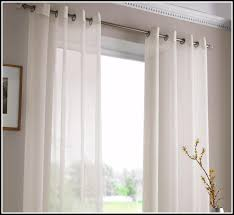 Tie Top Curtains White Tie Top Curtains How To Make Tie Top Curtain Panels Tie Top