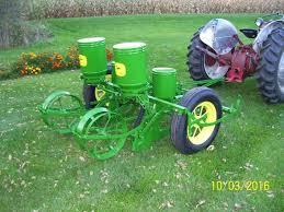 2 Row Corn Planter by John Deere 290 2 Row Planter 1650 New Auburn Wi Garden