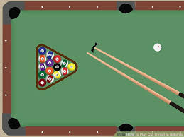 how to play cut throat in billiards 11 steps with pictures