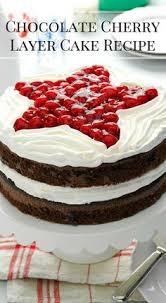 chocolate layered blackberry cake recipe sweet treats