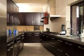 bathroom entrancing dark and black kitchen cabinets pictures