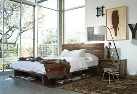 alaskan king bed with industrial bedroom industrial