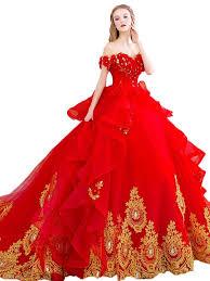 25 best red wedding dresses