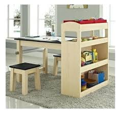 kids table and chairs with storage childrens activity desk remake kids table into attractive activity