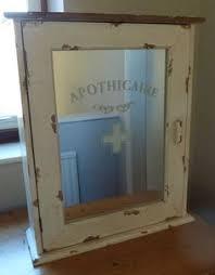 Vintage Bathroom Cabinet Mirror Design Ideas Best Vintage Bathroom Cabinet With Mirror