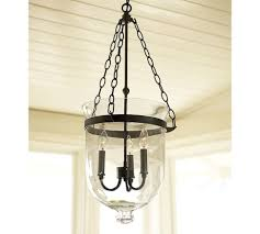 trendy mercury glass chandelier pottery barn 55 pottery barn