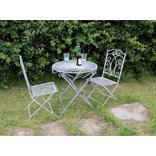 Grey Bistro Table Heritage Grey Bistro Set Ascalon Trade