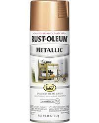 savings on rust oleum 286564 stops rust vintage metallic spray
