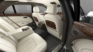 bentley mulsanne bentley mulsanne u0027s luxurious interior the luxpad