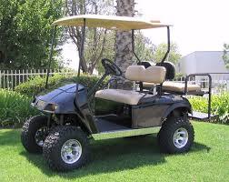 Golf Cart Off Road Tires Complete Golf Carts Ezgo Club Car