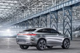 mercedes jeep mercedes benz concept coupe suv officially revealed autoevolution