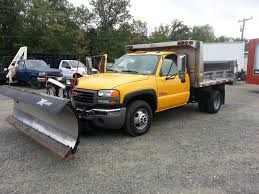 Used Dump Truck Beds Used 2005 Gmc 3500 Dump Truck For Sale In Pa 8439