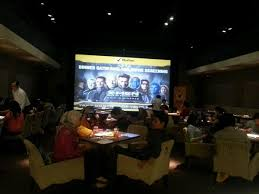 Xxi Indonesia Xxi Cafe On Dinner Gathering Screening