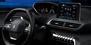 new peugeot new peugeot i cockpit interior technology revealed photos 1 of 32
