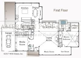 Timberpeg Floor Plans The Litchfield U2013 Post And Beam Floor Plan American Post U0026 Beam