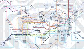 Where To Buy Maps Map Of London Underground Zones 1 6 You Can See A Map Of Many
