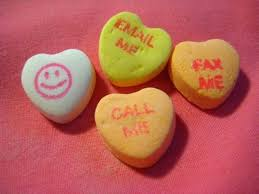 sweetheart candy sayings heart candies rainbowsendlv info