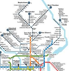 septa map learn about septa transport modes and passes