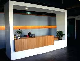 Standing Reception Desk Receptionist Desk Ideas Small Receptionist Desks Best Small