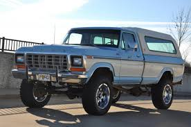 1972 Ford F250 4x4 - recently sold