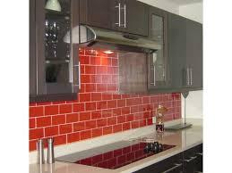 Red Tile Backsplash - 12 best red tile images on pinterest red glass backsplash ideas