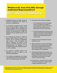 Special Power Of Attorney For Authorized Representative by Armed Forces And Police Savings U0026 Loan Association Inc