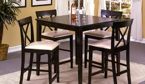 tall dining table and chairs high kitchen table set dayri me